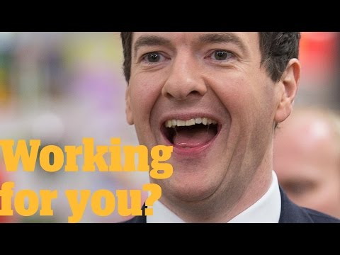 George Osborne is a failure of a politician who is laughing in our faces | Owen Jones talks...