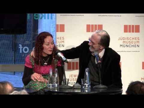 """COMICFESTIVAL MÜNCHEN 2013 - Künstlergespräch Robert Crumb und Aline Kominsky-Crumb """"Drawn together"""""""