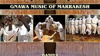 Gnawa Music of Marrakesh