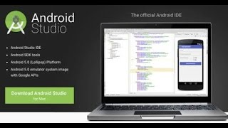How to Install Android Studio SDK and Java JDK 8 in Microsoft Windows 10