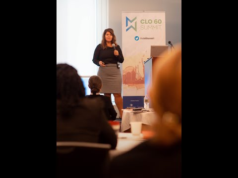 Kristine Meade, CHRO - North American Partners In Anesthesia, Speaking At The CLO 60 Summit, 2019
