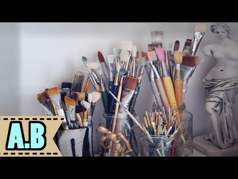 OIL PAINTING ART SUPPLIES