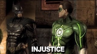 Injustice: Gods Among Us - Story Trailer