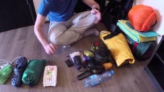 видео пешие походы по украине