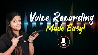 Best Voice Recorder Apps For Android That Are Simple To Use