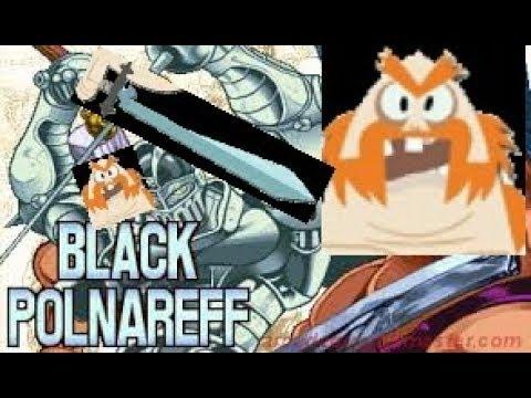 Black Polnareff Meme Youtube
