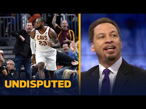 Chris Broussard: LeBron's Cavaliers have a bunch of one-way players | UNDISPUTED