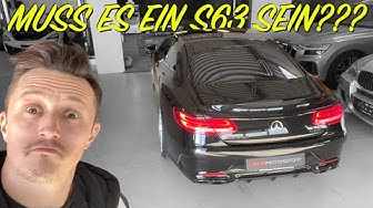 "Mercedes S500 Coupé ! Der ist ""Baba""!!!"