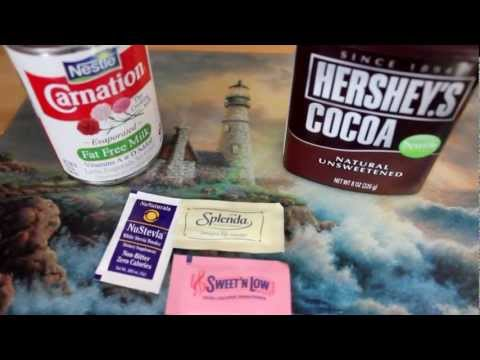 This is the BEST Homemade Hot Chocolate  ( Hot Cocoa ) Recipe - The Lighthouse Lady