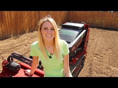 How to Prepare the Soil for Sod - Green Valley Turf Co