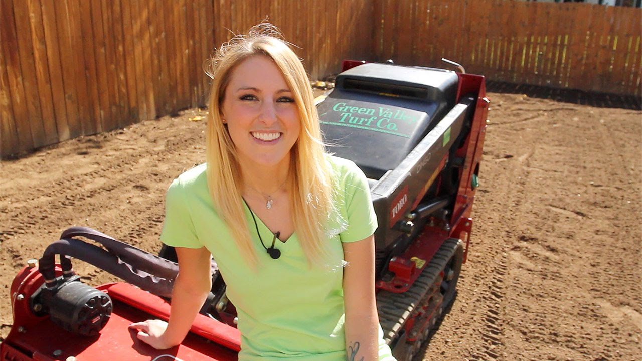 Green Valley Turf >> How To Prepare The Soil For Sod Green Valley Turf Co Youtube