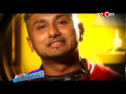 Yo Yo Honey Singh on zoomtv's My Playlist