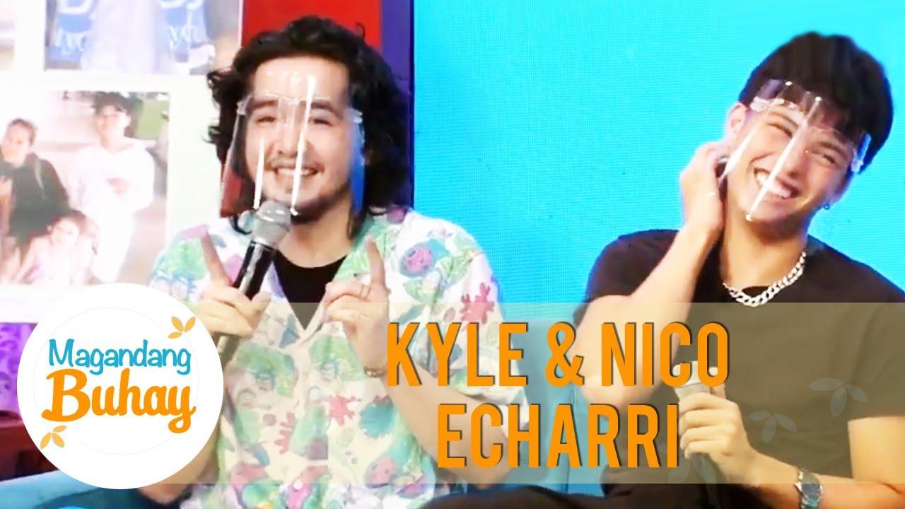 Nico shares a funny story with Kyle | Magandang Buhay