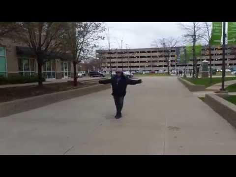 How strong is the wind tunnel? -- Wayne State University, Detroit