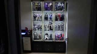 Hot Toys Detolf Display Cabinet Tips Part 2 (raising Your Detolfs)