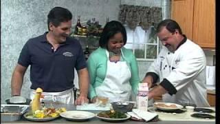 D'ambrosio's Cook Show Chicken Marsala Part 2