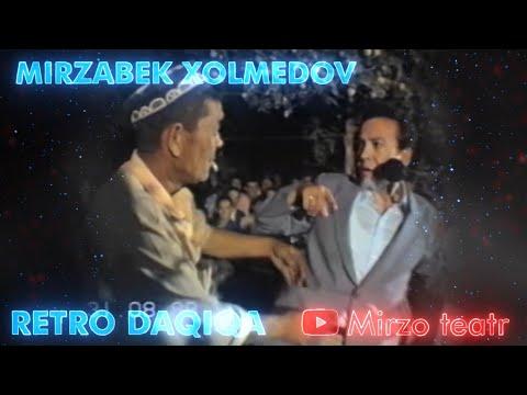 Mirzabek Xolmedov -