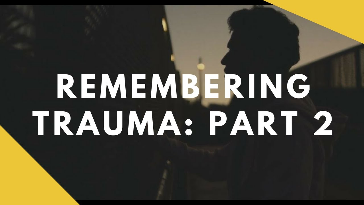 Video On Impact Of Trauma On Learning >> Remembering Trauma Short Film Educational Awareness For Trauma