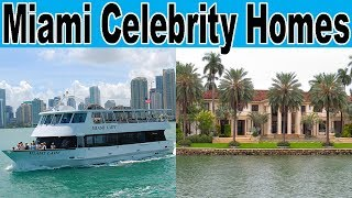 Miami Celebrity Homes Boat Cruise Tour, Florida, United States | Tourist Places Attractions