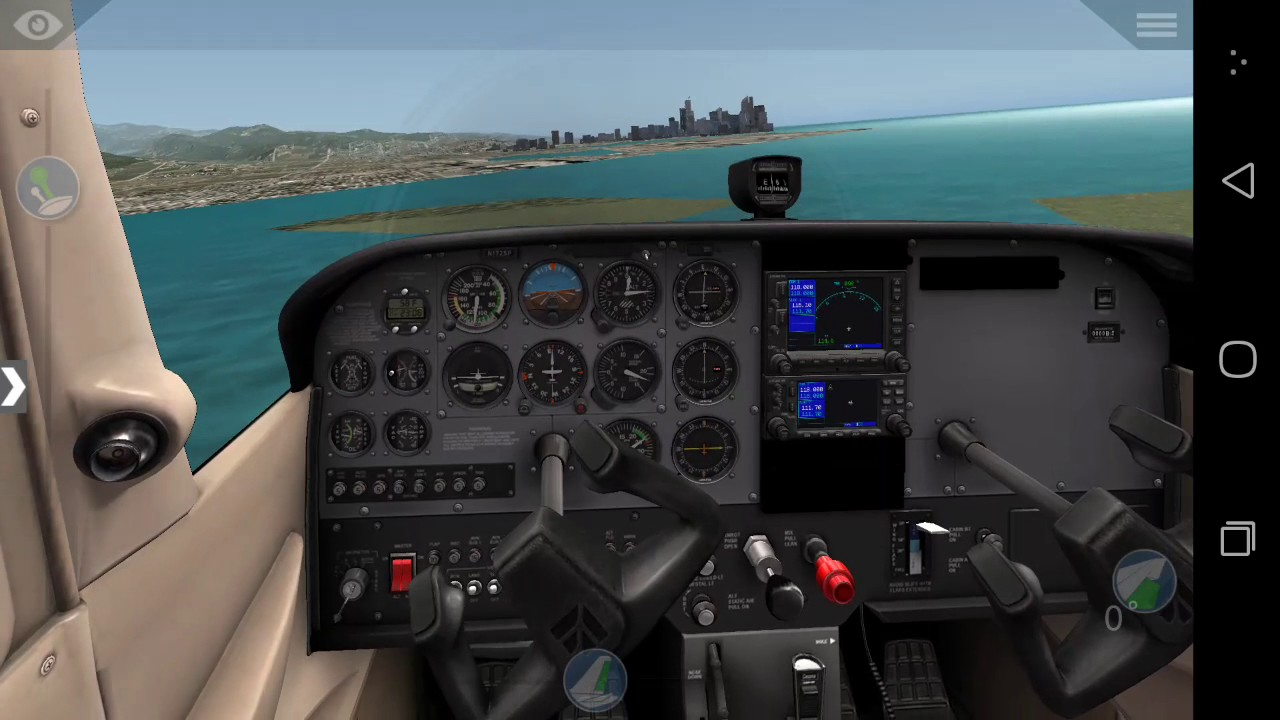 Best Simulator Game X-Plane 10 Android Ios gameplay