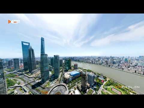The Documentary of 195 gigapixel Shanghai photo
