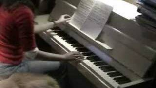 The man with the child in his eyes - Kate Bush ( piano)