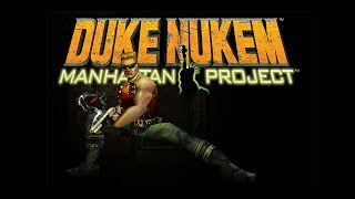 Duke Nukem: Manhattan Project - iPad Mini Retina Gameplay