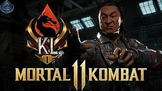 Mortal Kombat 11 Online - SUPER INTENSE KOMBAT LEAGUE MATCHES! / Видео