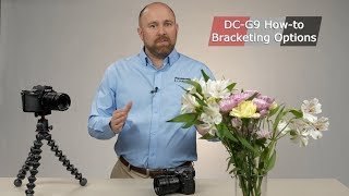 LUMIX G9 Braketing Modes