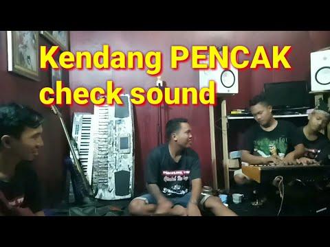 TEST KENDANG PENCAK, , UMEK BUDOYO with DTX MULTI12 music check sound