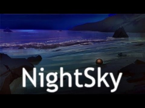 NightSky - Let's Relax and go on a Journey.