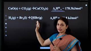 IPUC  Chemistry  Thermodynamics -06
