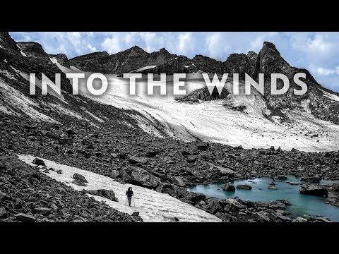 Into The Winds: A Hundred-Mile Traverse Of Wyoming's Wind River Range