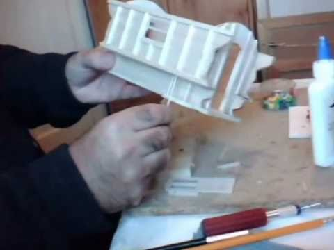 gypsy wagon,romany caravan, vardo models / build your own - youtube