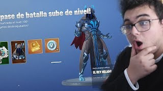 BUY ALL SEASON 7 OF FORTNITE!! SKINS, CAMOUFLAGES,BAILES...