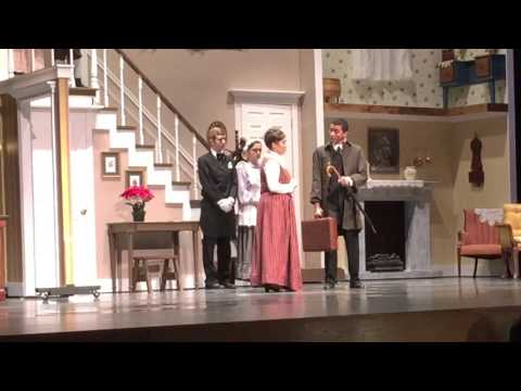 Cherry Tree Lane Part 1 - Mary Poppins Lenape High School