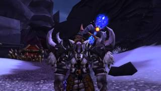 World of Warcraft: A Frightening Friend (Horde) / Пугающий друг (Орда)