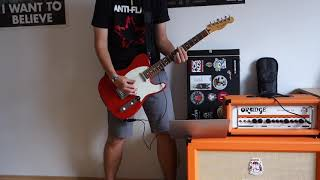 ZSK - Hallo Hoffnung (Guitar Cover)