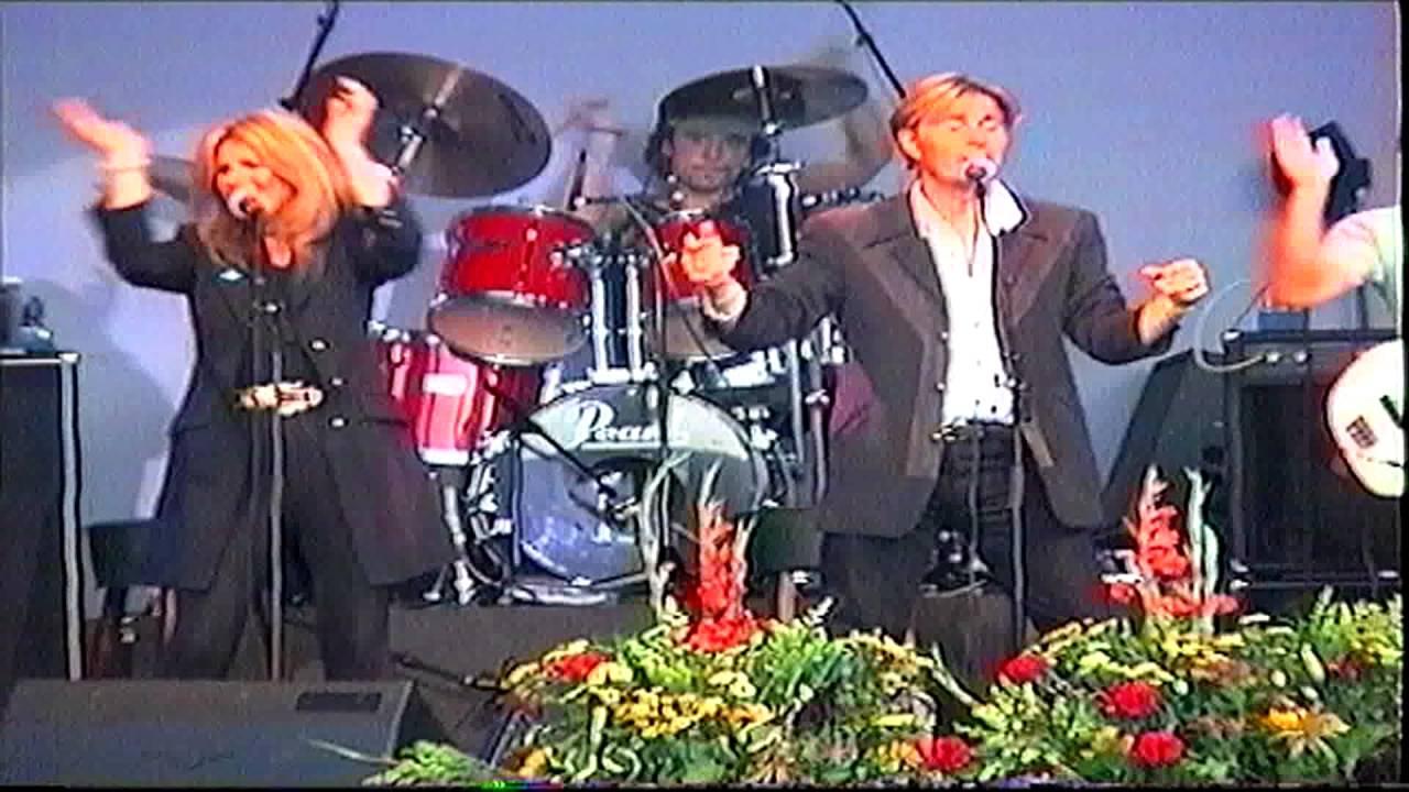 Grant en Forsyth met Tulsa Oosterhout 1997 Floralia ...