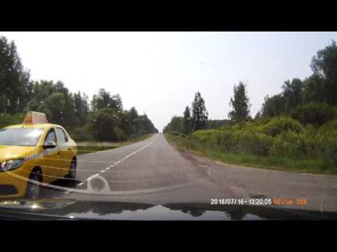 Юрьев-Польский - Александров (17К-10, Р-75) 16.07.16 г