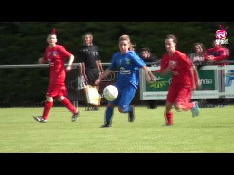 Football Féminin - Final camou Wolf - Nord Drome vs Montvendre