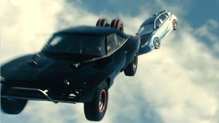 Fast & Furious 7 – Behind the Scenes of the Plane Drop