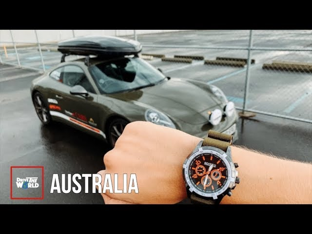 This Is My New Watch [Sydney To Melbourne]