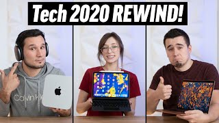 Tech you LOVED and HATED in 2020.. Max Tech REWIND!