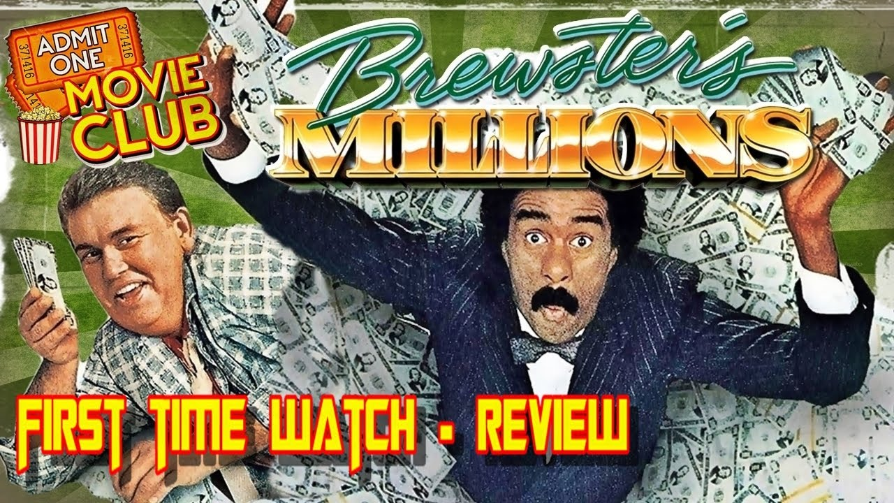 Download (RETRO REVIEW) 'BREWSTER'S MILLIONS' (1985) (Spending 30 Million in 30 Days!)