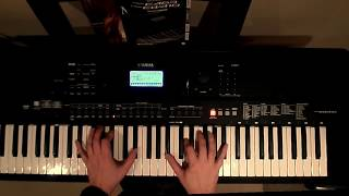 Mark Ronson - Miley Cyrus - Nothing Breaks Like A Heart Chorus - Piano Cover