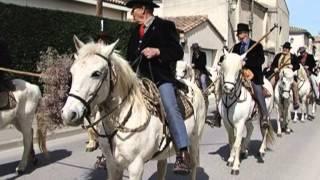 Hommage à Frédéric Mistral - Maillane - 25 mars 2009 - En provençal