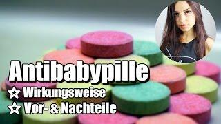 Antibabypille - Wirkung, Vor- & Nachteile   Hormonfrei & sicher verhüten ♥   #verhütungswoche