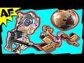 SEBULBA S Podracer TATOOINE Planet 9675 Lego Star Wars Animated Lego Building Review mp3