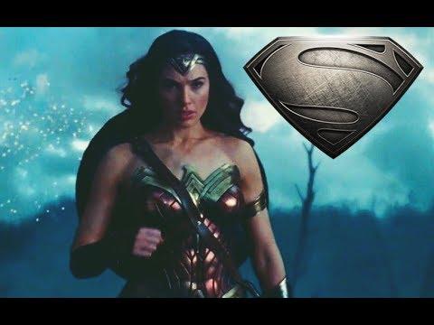 Wonder Woman Is Kryptonian- Fan Theory